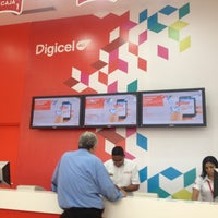 Photo taken at Digicel by Ezrhy S. on 1/10/2013