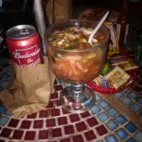 Photo taken at Mariscos Manzanillo by Jose N. on 11/9/2014