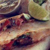 Photo taken at QDOBA Mexican Eats by Rachel L. on 1/9/2015