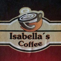 Photo taken at Isabella's Coffee by Oscar I. S. on 11/21/2012
