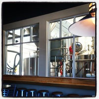Photo taken at Latitude 42 Brewing Company by Jim G. on 9/5/2013