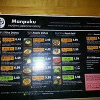 Photo taken at Manpuku まんぷく by Cynthia B. on 11/16/2013