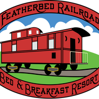 Photo taken at Featherbed Railroad Bed & Breakfast Resort by Featherbed Railroad Bed & Breakfast Resort on 10/29/2013