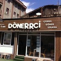 Photo taken at Dönerrci by Kamuran Z. on 4/26/2014