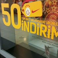 Photo taken at Galatasaray Store by Umit T. on 7/22/2016