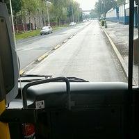 Photo taken at Metro Bus by Enrique B. on 6/17/2013