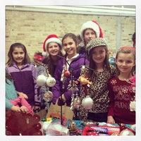 Photo taken at Gorton Community Center by Megan S. on 12/3/2014