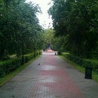 Снимок сделан в Дендрологический парк пользователем vai 7/6/2013