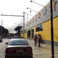 Photo taken at Plaza Vea by Henry S. on 12/13/2012
