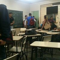 Photo taken at escola estadual teotonio vilela by João N. on 9/19/2013