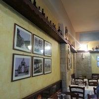 Photo taken at Trattoria La Siciliana by Francesco L. on 11/28/2012