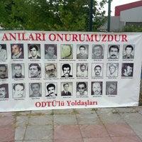 Photo taken at ODTÜ Vişnelik / Milonga Gecesi by Anıl H. on 9/5/2013