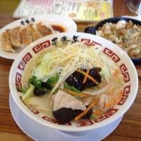 Photo taken at 壱番亭 下妻店 by Tatsuya M. on 10/11/2012