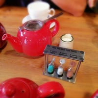 Photo taken at Teacup Kitchen by Anthony I. on 4/28/2013