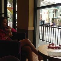 Photo taken at Starbucks by Kaleigh I. on 7/12/2013