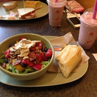 Photo taken at Panera Bread by Kaleigh I. on 9/8/2013