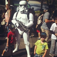 Photo taken at Jedi Training Academy by James G. on 3/1/2013