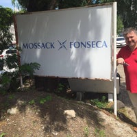 Photo taken at Mossack Fonseca & Co. (Panama) Head Office by Alexander K. on 5/4/2016
