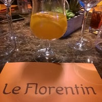 Photo taken at Le Florentin by Francois S. on 5/1/2014