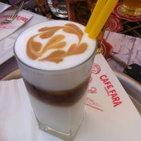 Photo taken at Café Fara by Tereza D. on 6/20/2013