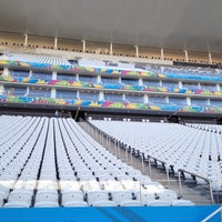 Foto tirada no(a) Arena Corinthians por Cesar C. em 6/4/2014