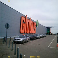 Photo taken at Глобус / Globus by Rustam R. on 10/16/2012