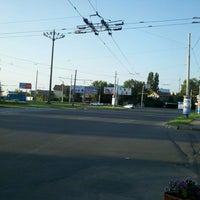Photo taken at Площадь Толбухина by Vova C. on 7/9/2013