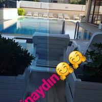 Photo taken at Albayrak Butik Otel by Deniz T. on 6/28/2017