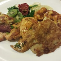 Photo taken at Palace Grill Restaurante by Andressa G. on 8/21/2014