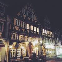 """Photo taken at Alt Wolfenbüttel """"Theo"""" by Ira R. on 2/21/2015"""