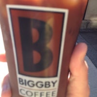Photo taken at BIGGBY COFFEE by Valerie P. on 6/3/2014