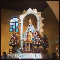 Photo taken at Festividad de la Virgen del Rosario - Pachacámac by Laura M. on 10/12/2014