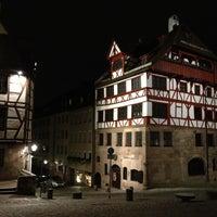 Das Foto wurde bei Albrecht-Dürer-Haus von Boris T. am 1/14/2013 aufgenommen