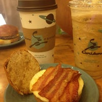 Photo taken at Caribou Coffee by Blinking C. on 7/14/2013
