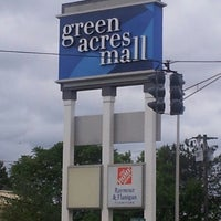 Photo taken at Green Acres Mall by Douglass B. on 6/14/2013