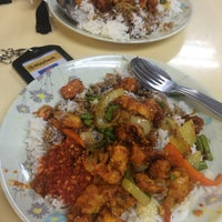 Photo taken at Bursa (BSKL) Food Court by Dian S. on 10/20/2016