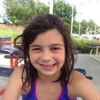 Photo taken at The Bay Aquatics Center by Jason E. on 6/21/2013