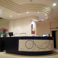Photo taken at Hotel Regina Elena 57 by Lorenza B. on 9/23/2013