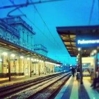 Photo taken at Stazione Falconara Marittima by Lorenza B. on 10/9/2012