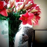 Photo taken at Hotel Regina Elena 57 by Lorenza B. on 10/4/2013