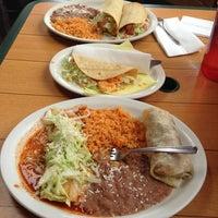 Photo taken at La Playa Taco Shop by Sarah R. on 7/27/2013
