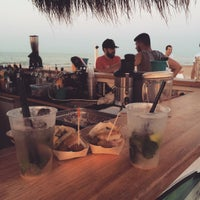 Photo taken at Turquoise Beach Club by Daniele G. on 8/2/2015
