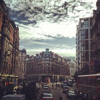 Photo taken at Knightsbridge by Tareq S. on 6/15/2013