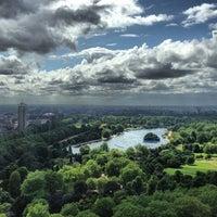 Photo taken at London Hilton on Park Lane by Tareq S. on 6/13/2013