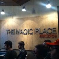 Photo taken at The Magic Place estudios by Felipe M. on 8/18/2013