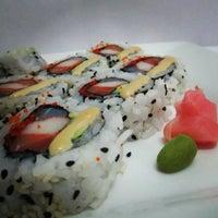 Photo taken at Sushi Lounge by Ximena R. on 6/22/2013