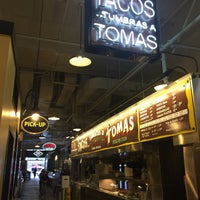 Photo taken at Tacos Tumbras a Tomas by Theoga on 4/20/2017