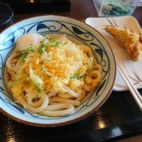 Photo taken at Marugame Seimen by くまもっち on 4/12/2018