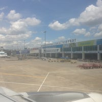 Photo taken at Francisco Bangoy International Airport (DVO) by John J. on 4/26/2013