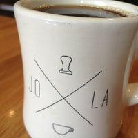 Foto scattata a JoLa Cafe da Aaron L. il 9/20/2013